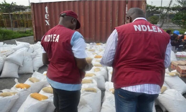 """NDLEA Seizes 'The Largest Amount Of Cocaine In The History Of Ekiti"""""""