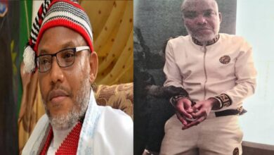 How FG re-arrested Nnamdi Kanu
