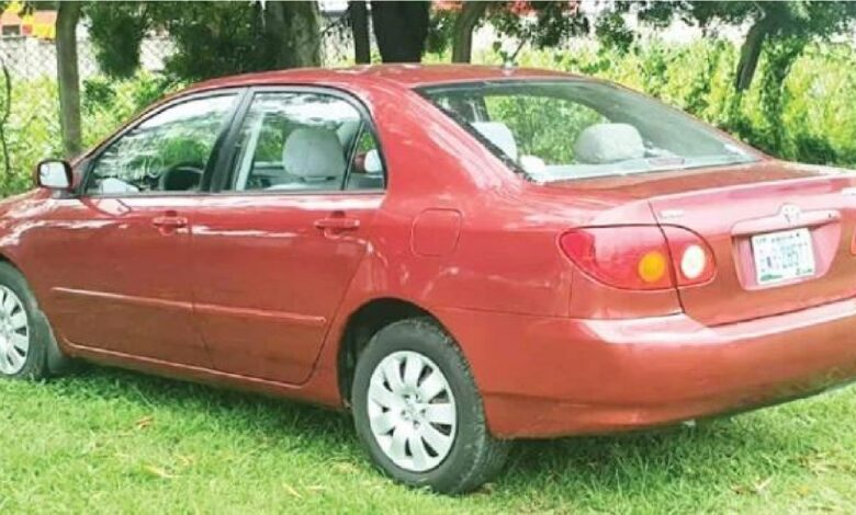 Doctor Laments As Car Disappears In Abuja Market
