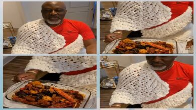 VIDEO: I've Been Eating Grass Since I Came To America- Dino Melaye