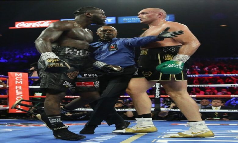 Boxing Maestro, Deontay Wilder Reveals He Is From Nigeria