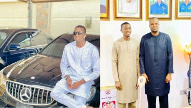 PHOTOS: Expensive Cars, Classy Outfits: Behold The IG Page Of Abba Kyari's Brother