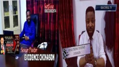 Prophet Evidence Chikason Divorces His Wife, Marries Choir Mistress In Delta