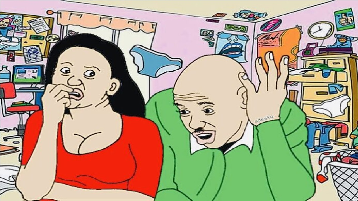 My Husband Stole My Pants, Used Them For An Evil Purpose – Woman