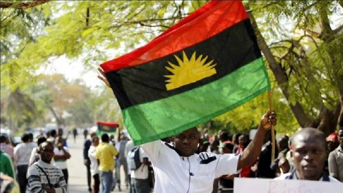 Trouble As IPOB Declares Support For Igboho Over Attack On His Home, Warns Of Looming Crisis