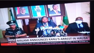 Why Malami Announced Kanu's Arrest In Hausa- Aide