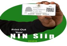 How To Print Your Improved NIN Slip