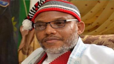 We've Not Seen Nnamdi Kanu In The Last 10 Days