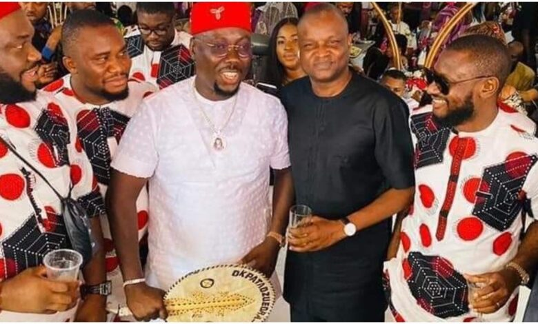 Why I attended the funeral of Obi Cubana's mother in Anambra- Abba Kyari