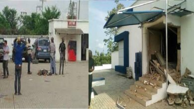 Police Officers Killed, Many Injured As Armed Robbers Attacks Bank In Ekiti