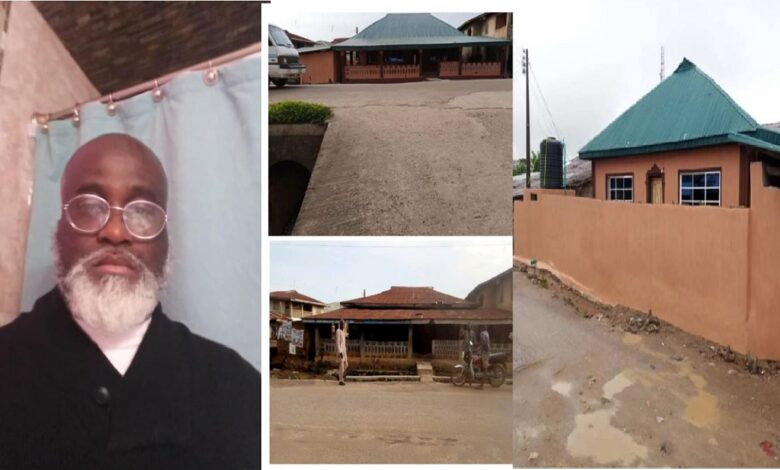 A Nigerian pastor, Oluwaseun Basil Alabi, has warmed the hearts of many after he renovated a debilitated 60-year-old mosque in Ikire, Osun state.