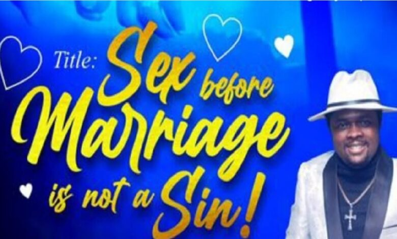 Sex Before Marriage Is Not Sin