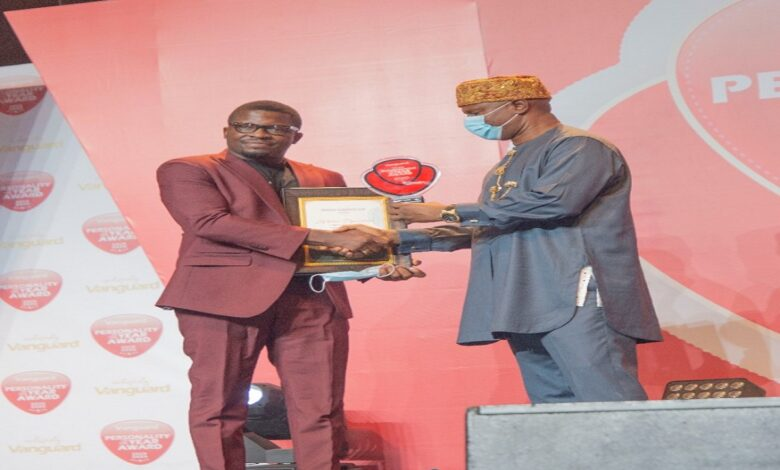 Sujimoto Boss Emerges Vanguard Young Entrepreneur Of The Year 2020