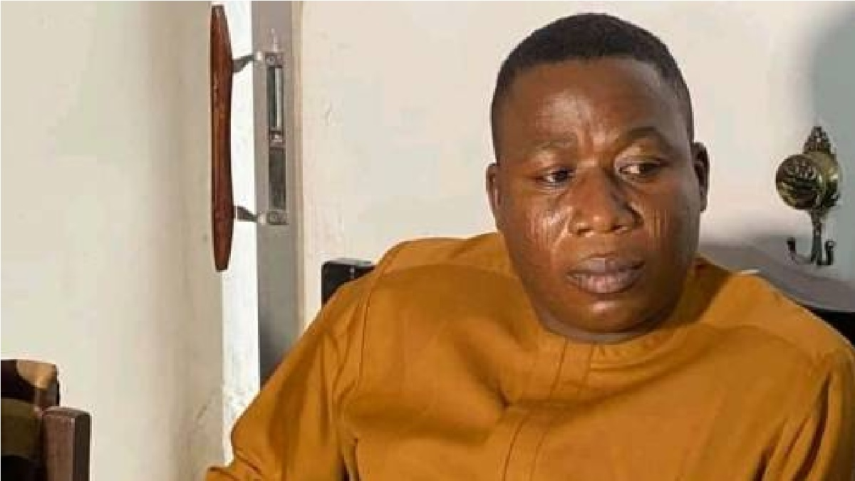 Igboho Surrendered To Govt, They Could Not Arrest Him- Lawyer