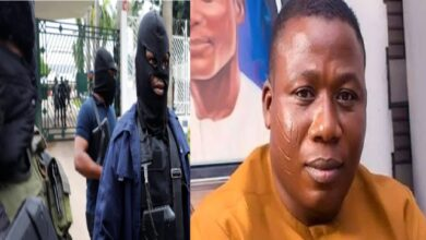 BREAKING: DSS Declares Sunday Igboho Wanted, Confirms Gunning Down His Allies
