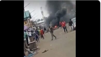 VIDEO: How Soldiers Stormed Ladipo Market & Killed People - Eyewitness Narrates
