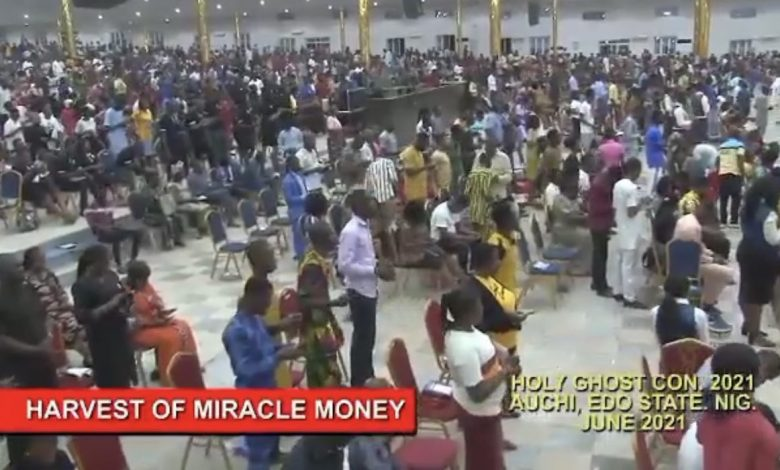 Police Invite Isreal Balogun For Exposing Apostle Suleman's Money Miracle Scam