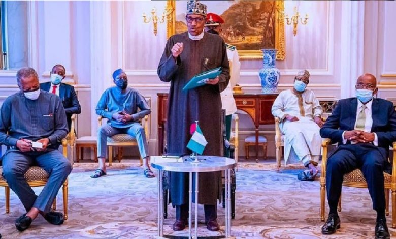 COVID-19: Buhari, Delegation To Go On Isolation After London Trip