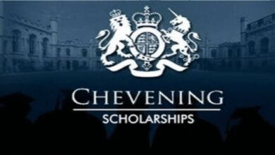 Applications for the UK Government's Chevening Scholarships Open