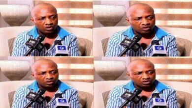 I'm not a kidnapper, I sell bauble and Horlicks – Evans