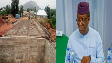Ajolagun Residents Commends Fayemi Over Construction Of Bridge