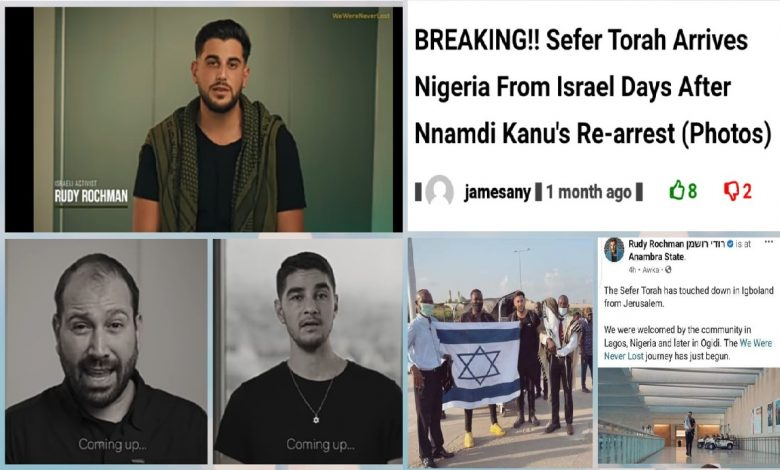 We Were Caged Like Animals By Nigeria's DSS For 20 Days: Israeli Activists Release Documentary(VIDEO)