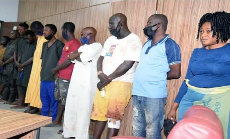 JUST IN: Court finally grants Sunday Igboho's aides bail after 32 days in DSS custody