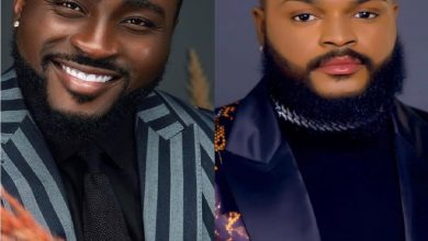 Bbnaija: Pere's Management Reacts To Whitemoney-Pere Fight