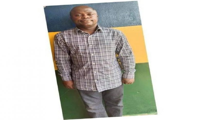 OSCOHTECH admin officer arrested for rping a student