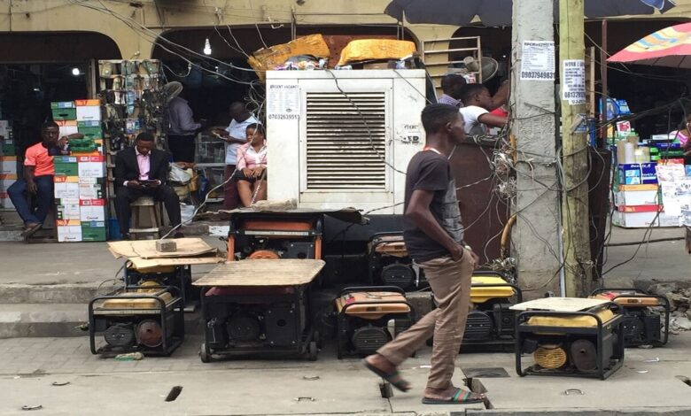 Protest in Abuja as FCTA asks business owners to pay for using generators