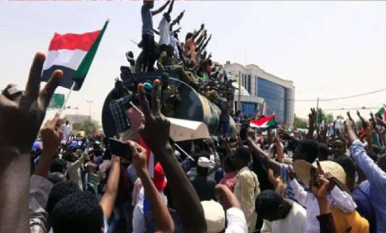 Six Sudan Officers Sentenced To Death For Killing Protesters