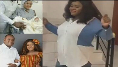 VIDEO: Nigerian Couple Welcome Twins After 13 Years Of Marriage