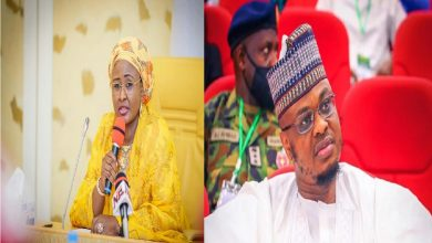 Buhari's Wife Blasts Communication Minister, Pantami, Challenges Him To Be Courageous