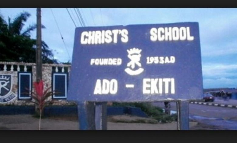 Christ School Ado-Ekiti has commenced activities for the 2021/2022 academic session under the Management of the Anglican Church.
