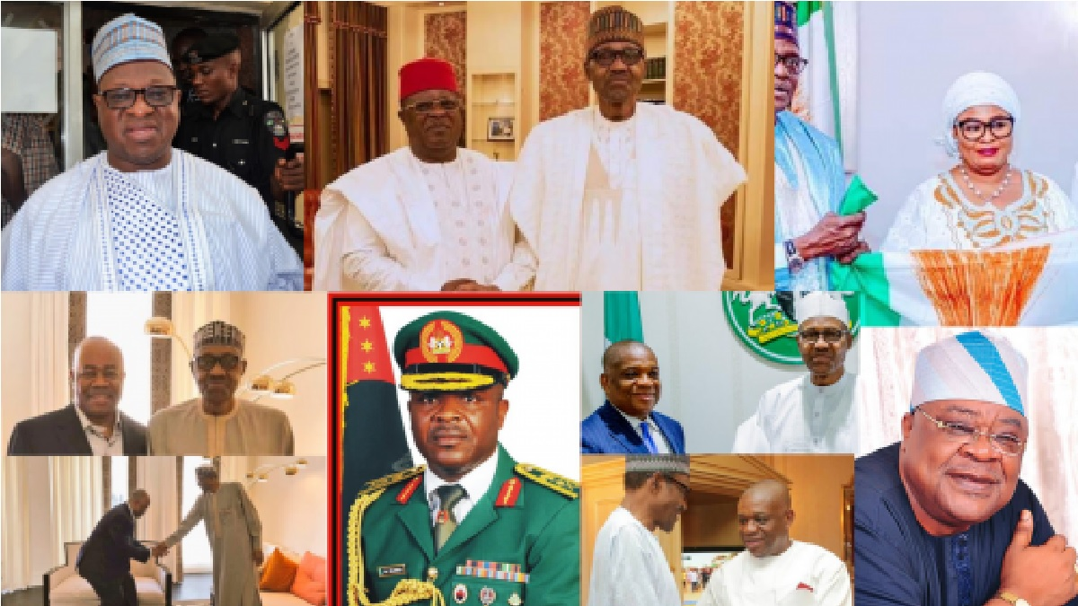 Nigerian Politicians With Corruption Cases Who Joined APC To Escape Prosecution