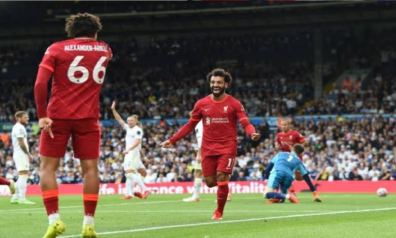 Mo Salah Becomes Second African To Score 100 Premier League Goals