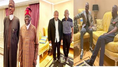Tinubu's London House: The New Mecca For Politicians