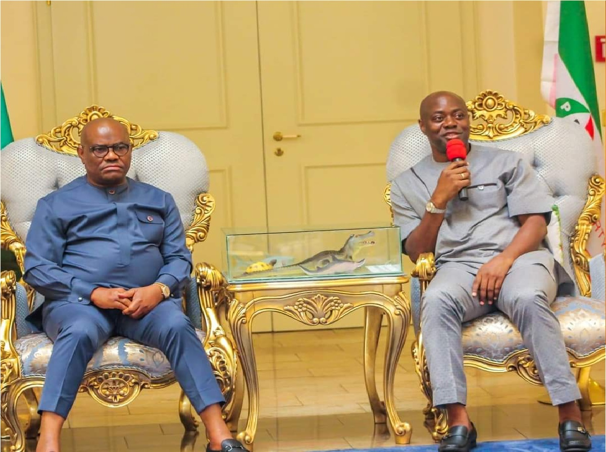 The Government of Oyo State has asked the Court of Appeal sitting in Port Harcourt, Rivers State, for joinder in the suit instituted by the Rivers State government against the Attorney-General of the Federation in respect to the bid by the state to take over the collection of the Value Added Tax (VAT) from the Federal Government.