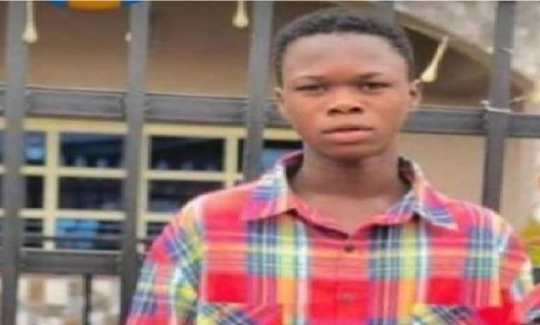 Secondary School Student Stabbed To Death For Picking Money Sprayed At Wedding