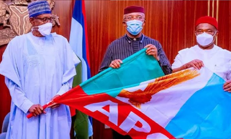 Why Anambra Deputy Governor Defected To APC - APGA
