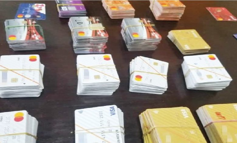Nigerian Man Busted With 656 ATM Cards Remanded