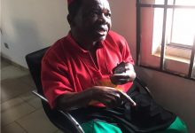 Chiwetalu Agu: Army Release Statement On Why Nollywood Actor Was Arrested