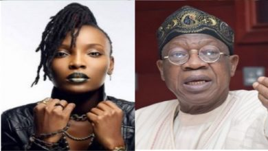We Will Be Standing Up To Our Oppressors Starting From Lai Mohammed- DJ Switch