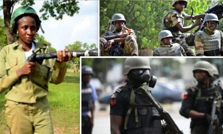 FG Should Recruit Willing And Capable NYSC Members To The Military - Governor Fayemi