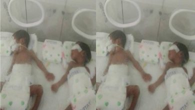 Nigerian Man Puts Self For Sale After Hospital Detained Wife, Babies Over N4.5million Unpaid Bill