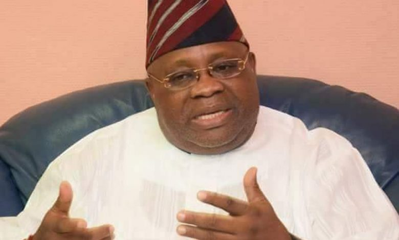 I'll Provide Private Jet For Ooni's Trips If Elected Governor- Senator Adeleke